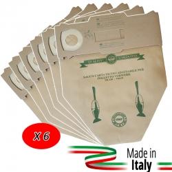 6 SACCHETTI COMPATIBILI PER FOLLETTO VK130/ VK131